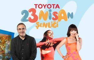 Toyota 23 Nisan Senligi