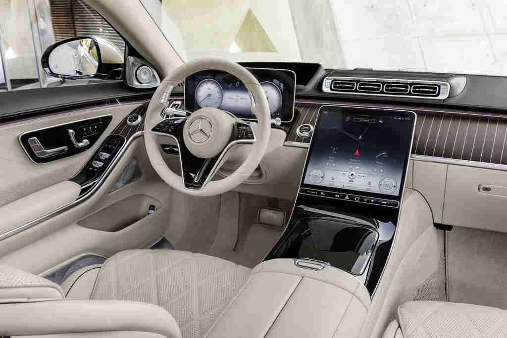 Yeni Mercedes Maybach S-Serisi